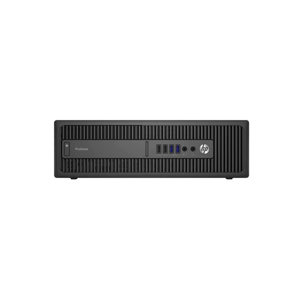 HP ProDesk 600 SFF G2 - Intel® Core™ i3-6500 (Réf HP : P1G88ET)
