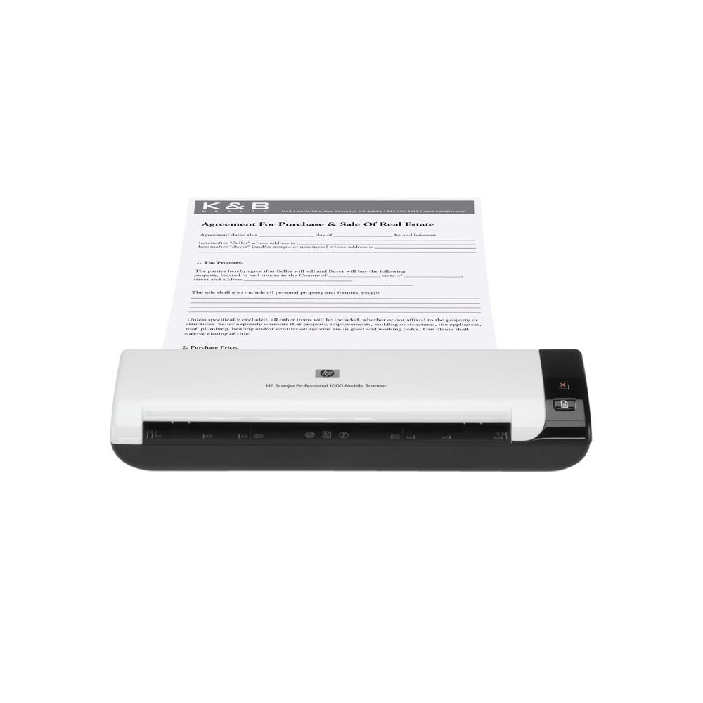 HP ScanJet Professional 1000 (Réf HP : L2722A)