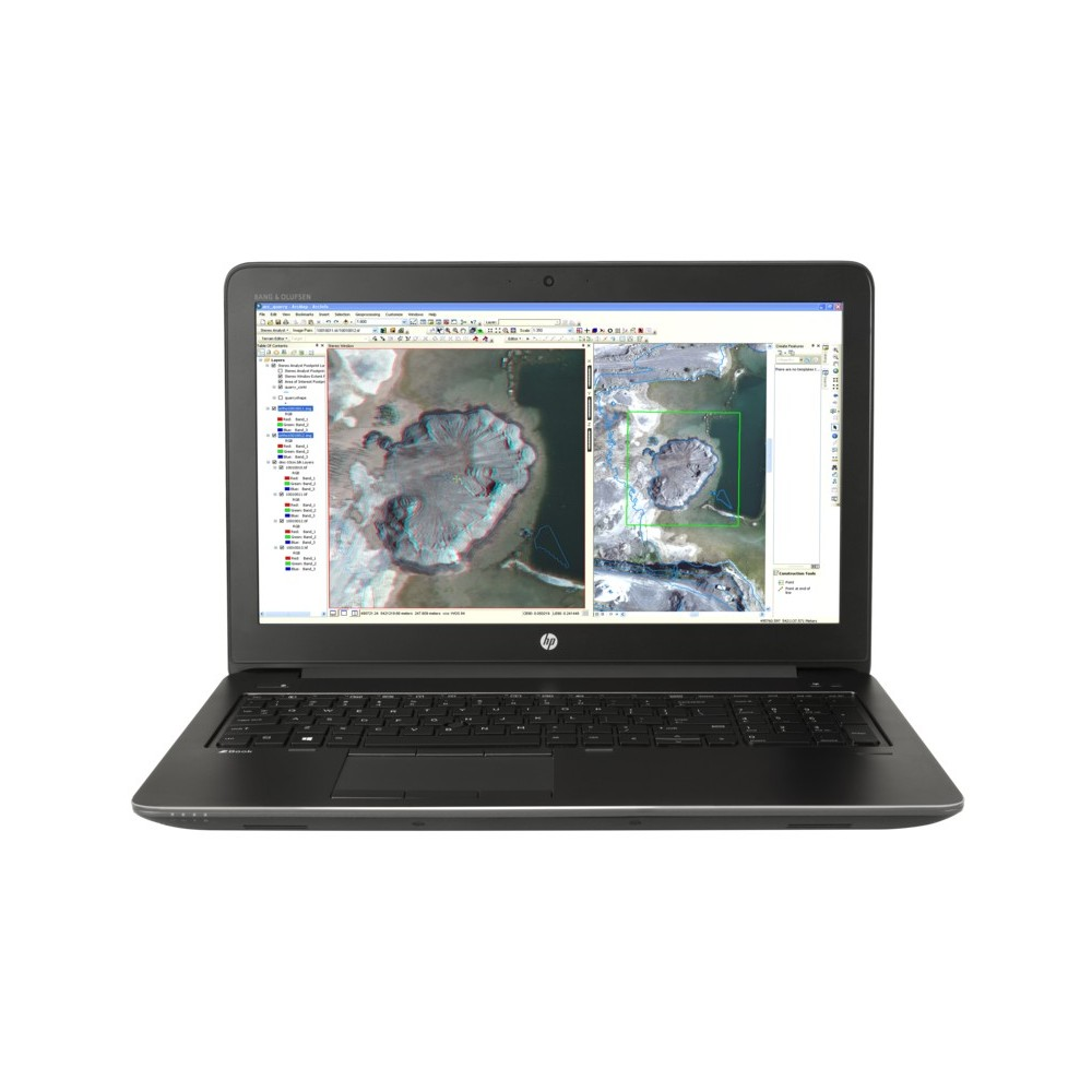 HP Zbook 15 G3 - Intel® Core™ i7 6700HQ (Réf HP : T7V58ET)