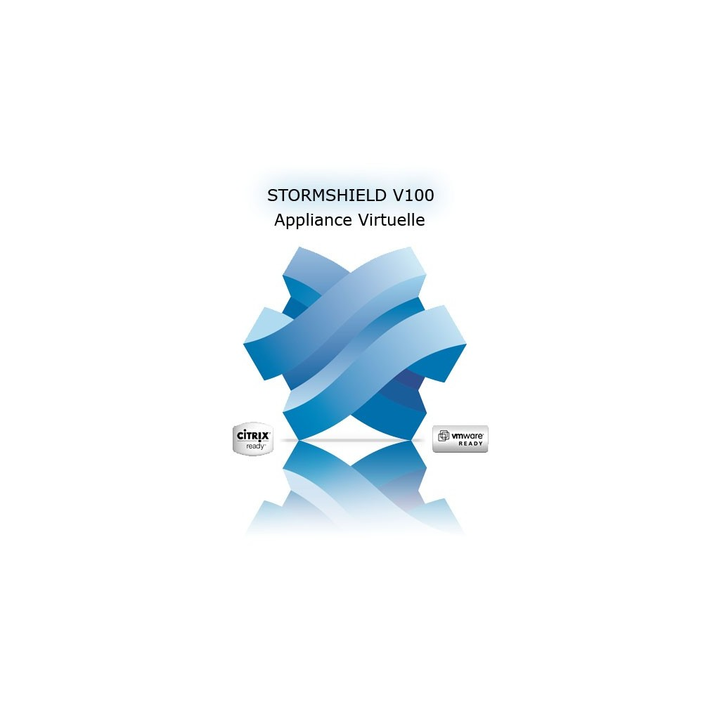 Stormshield Appliance Virtuelle V100 - 1 an (Réf SN : NA-SNV100-FIRST+1)