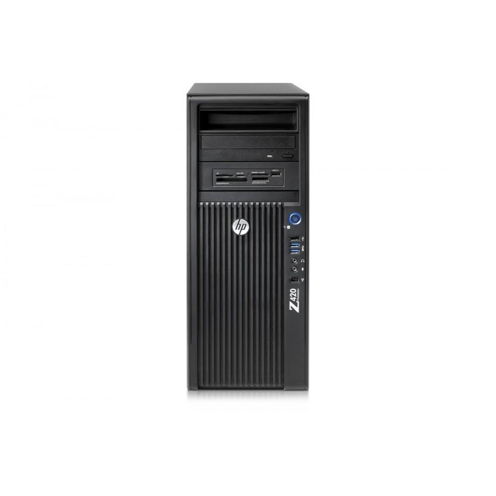 HP Workstation Z420 - Intel® Xeon E5 1650 (Réf HP : WM446ET)