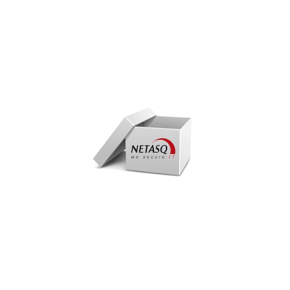 Pack maintenance initial 3 ans pour U500S (réf Netasq : NA-U500S-IN+3)