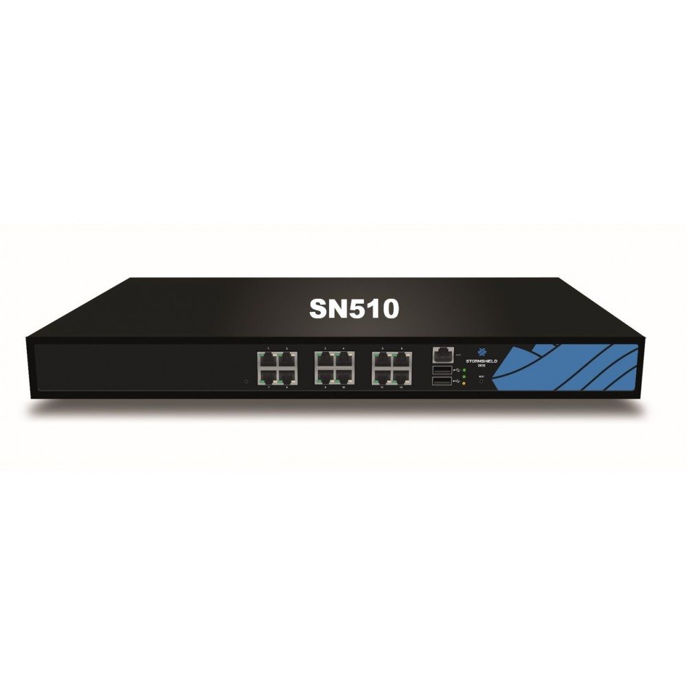 Stormshield Appliance / Firewall SN510 (Réf : NA-SN510)