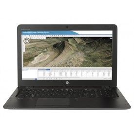 HP Zbook 15 U G3 - Intel®...
